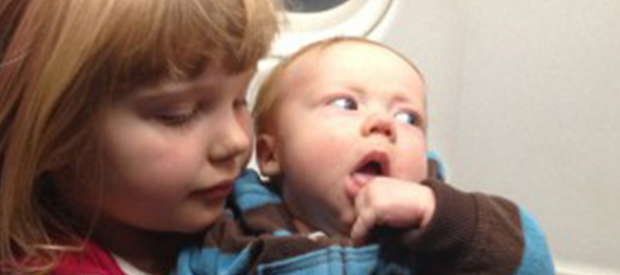The Lowdown on Kids Flying Solo and Accompanied in Canada