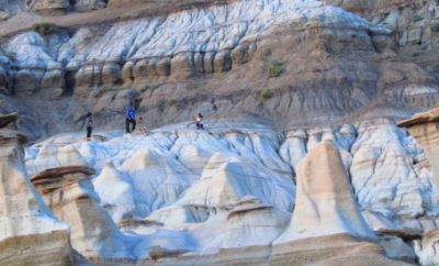 Daytrips from Calgary: Explore the Badlands